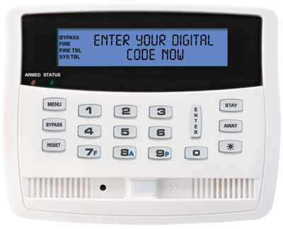 Keypads | Napco Security Technologies