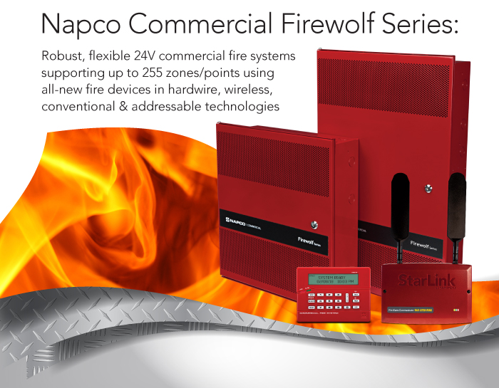 Fire Alarm Systems Napco Security Technologies
